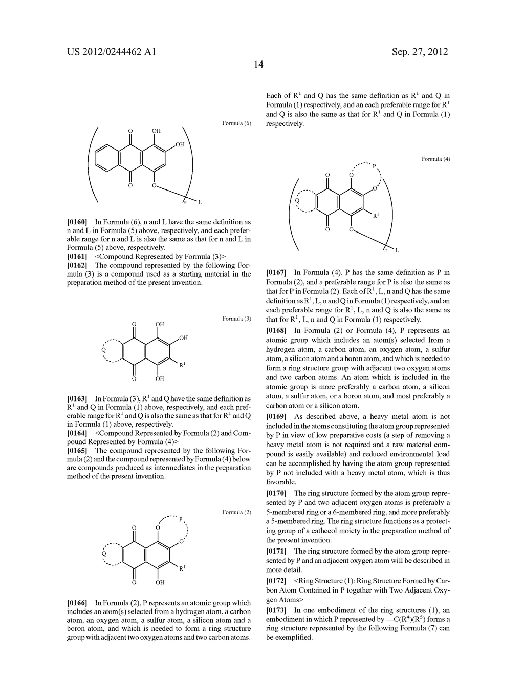 METHOD FOR PREPARING ALIZARIN DERIVATIVE COMPOUND, NOVEL ALIZARIN     DERIVATIVE COMPOUND, SURFACE MODIFICATION METHOD, PHOTOELECTRIC     CONVERSION FILM, PHOTOELECTRIC CONVERSION ELEMENT, AND     ELECTROPHOTOGRAPHIC PHOTORECEPTOR - diagram, schematic, and image 16