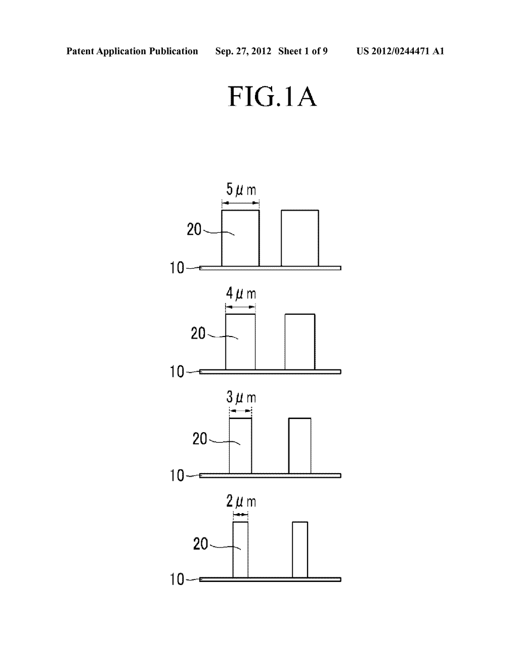 PHOTORESIST RESIN COMPOSITION AND METHOD OF FORMING PATTERNS BY USING THE     SAME - diagram, schematic, and image 02