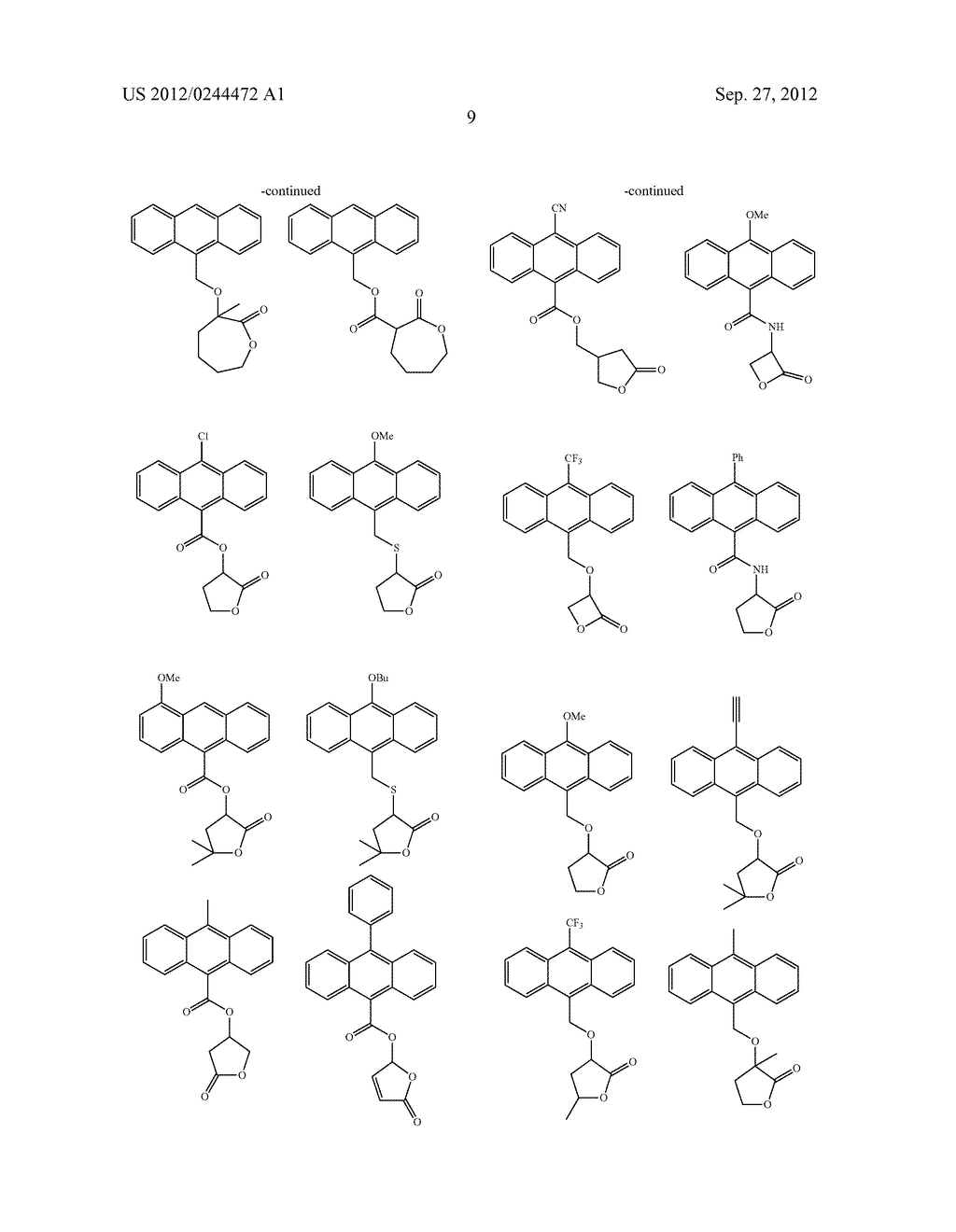 ACTINIC RAY-SENSITIVE OR RADIATION-SENSITIVE RESIN COMPOSITION, FILM     FORMED USING THE COMPOSITION AND PATTERN FORMING METHOD USING THE SAME - diagram, schematic, and image 10