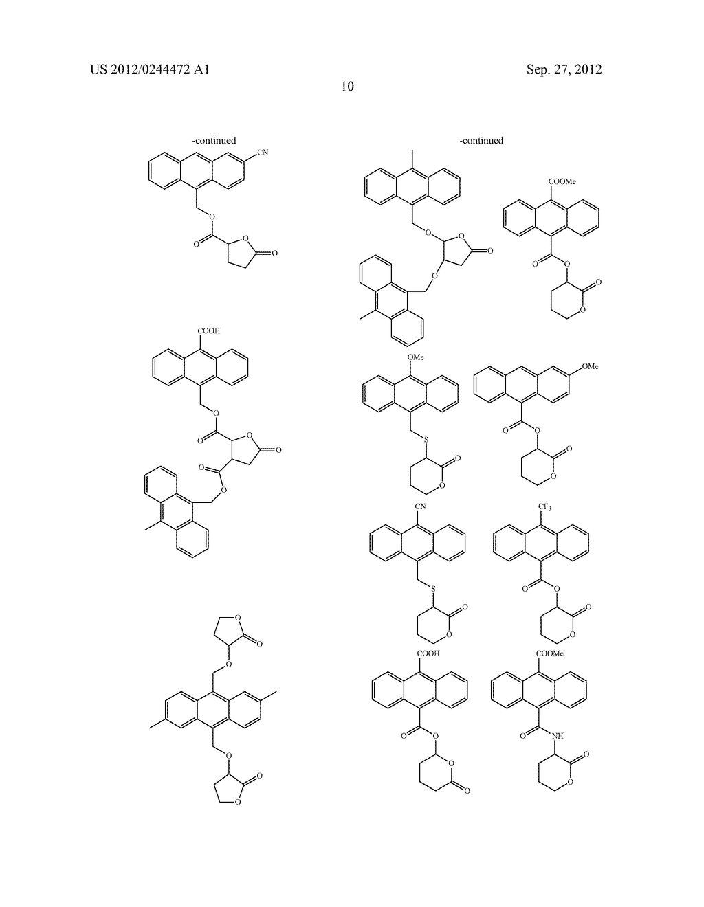 ACTINIC RAY-SENSITIVE OR RADIATION-SENSITIVE RESIN COMPOSITION, FILM     FORMED USING THE COMPOSITION AND PATTERN FORMING METHOD USING THE SAME - diagram, schematic, and image 11