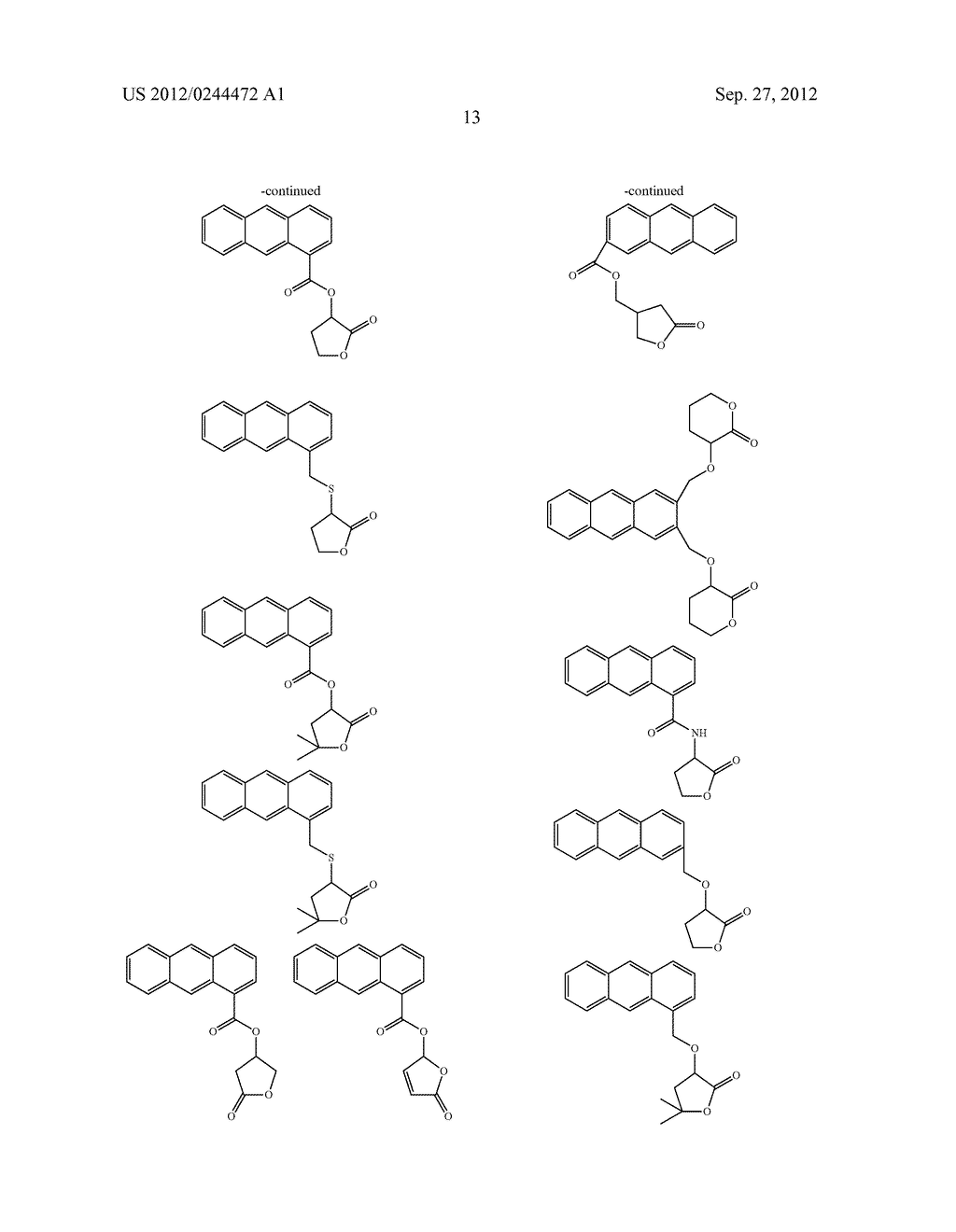 ACTINIC RAY-SENSITIVE OR RADIATION-SENSITIVE RESIN COMPOSITION, FILM     FORMED USING THE COMPOSITION AND PATTERN FORMING METHOD USING THE SAME - diagram, schematic, and image 14