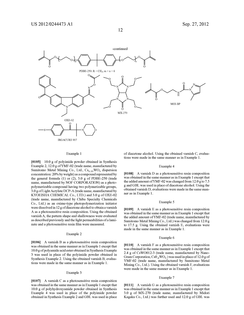 PHOTOSENSITIVE RESIN COMPOSITION, LAMINATE UTILIZING SAME AND SOLID-STATE     IMAGING DEVICE - diagram, schematic, and image 15
