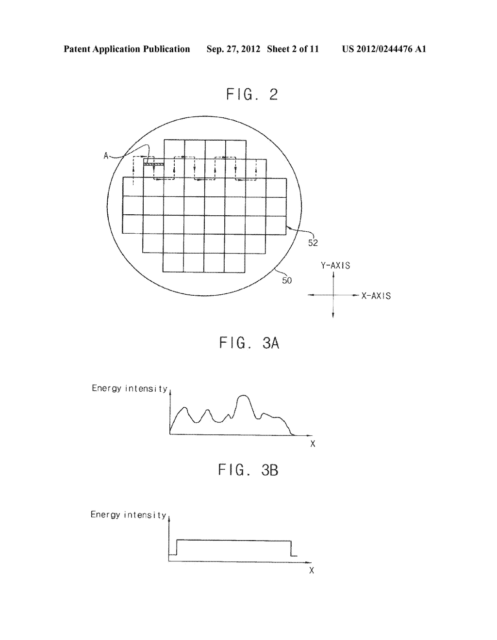 PHOTOLITHOGRAPHY METHOD INCLUDING TECHNIQUE OF DETERMINING DISTRIBUTION OF     ENERGY OF EXPOSURE LIGHT PASSING THROUGH SLIT OF EXPOSURE APPARATUS - diagram, schematic, and image 03
