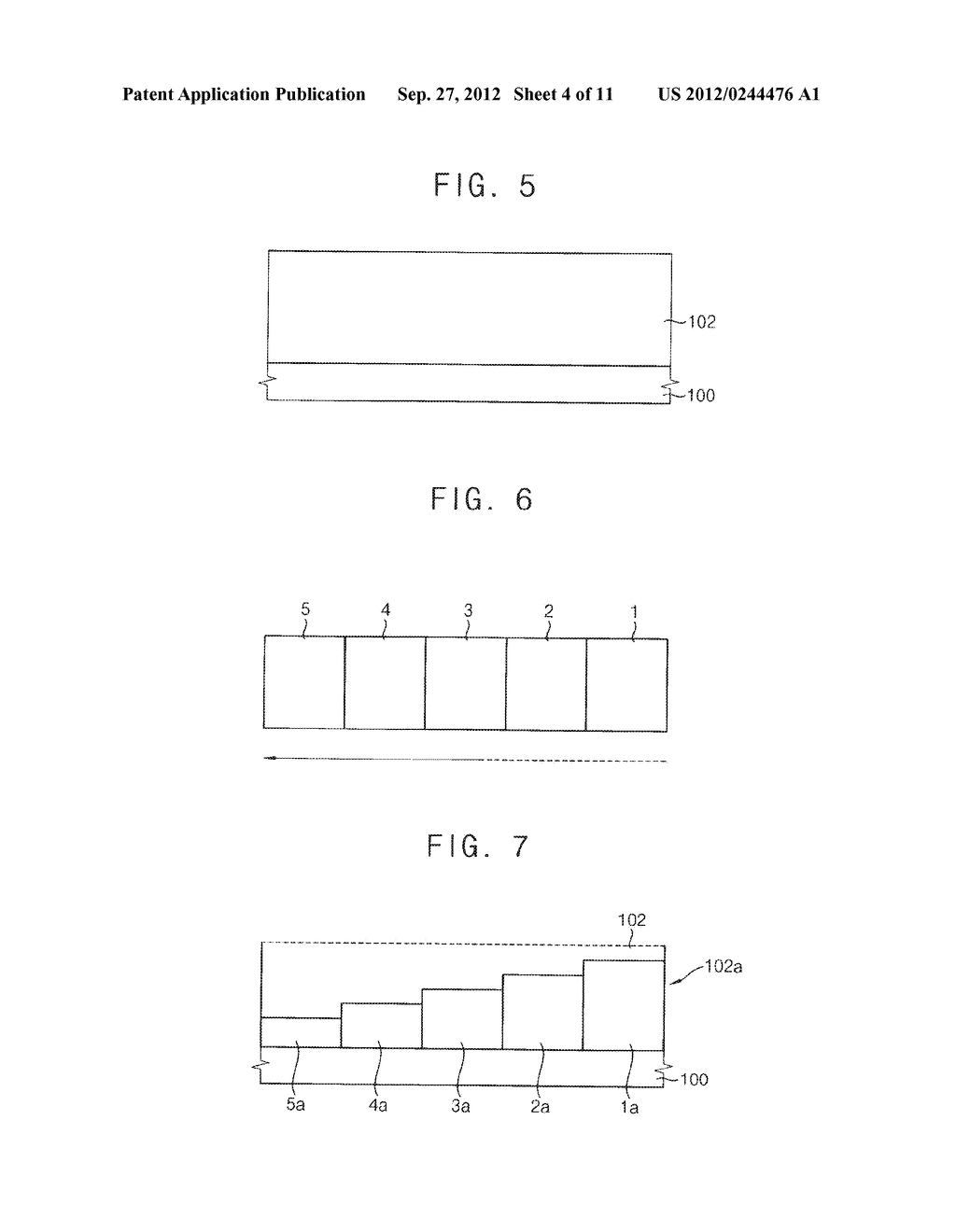 PHOTOLITHOGRAPHY METHOD INCLUDING TECHNIQUE OF DETERMINING DISTRIBUTION OF     ENERGY OF EXPOSURE LIGHT PASSING THROUGH SLIT OF EXPOSURE APPARATUS - diagram, schematic, and image 05