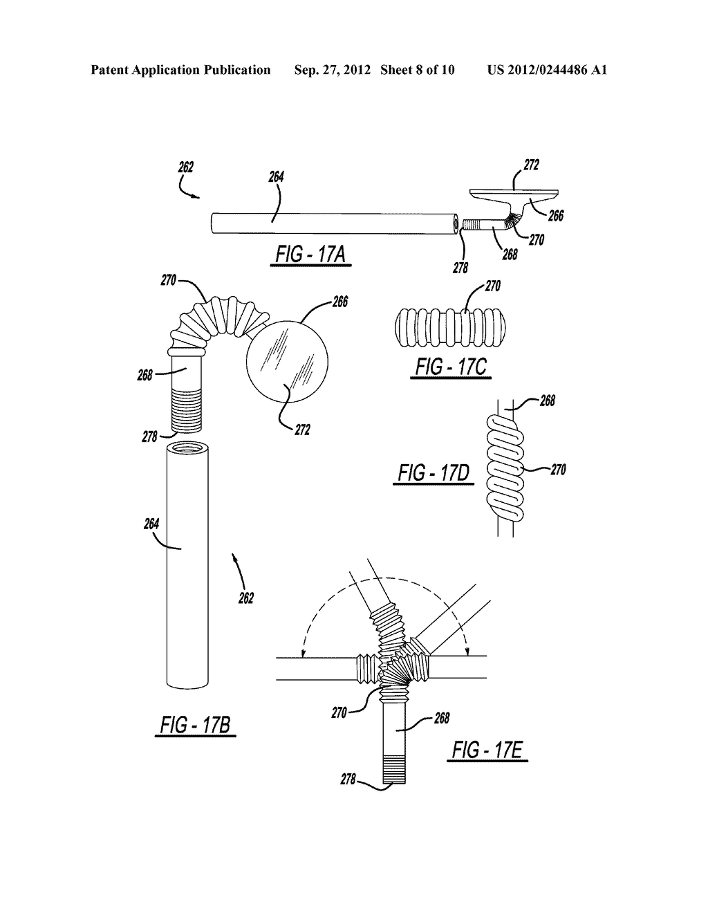 Dental Tool with Adjustable Head - diagram, schematic, and image 09