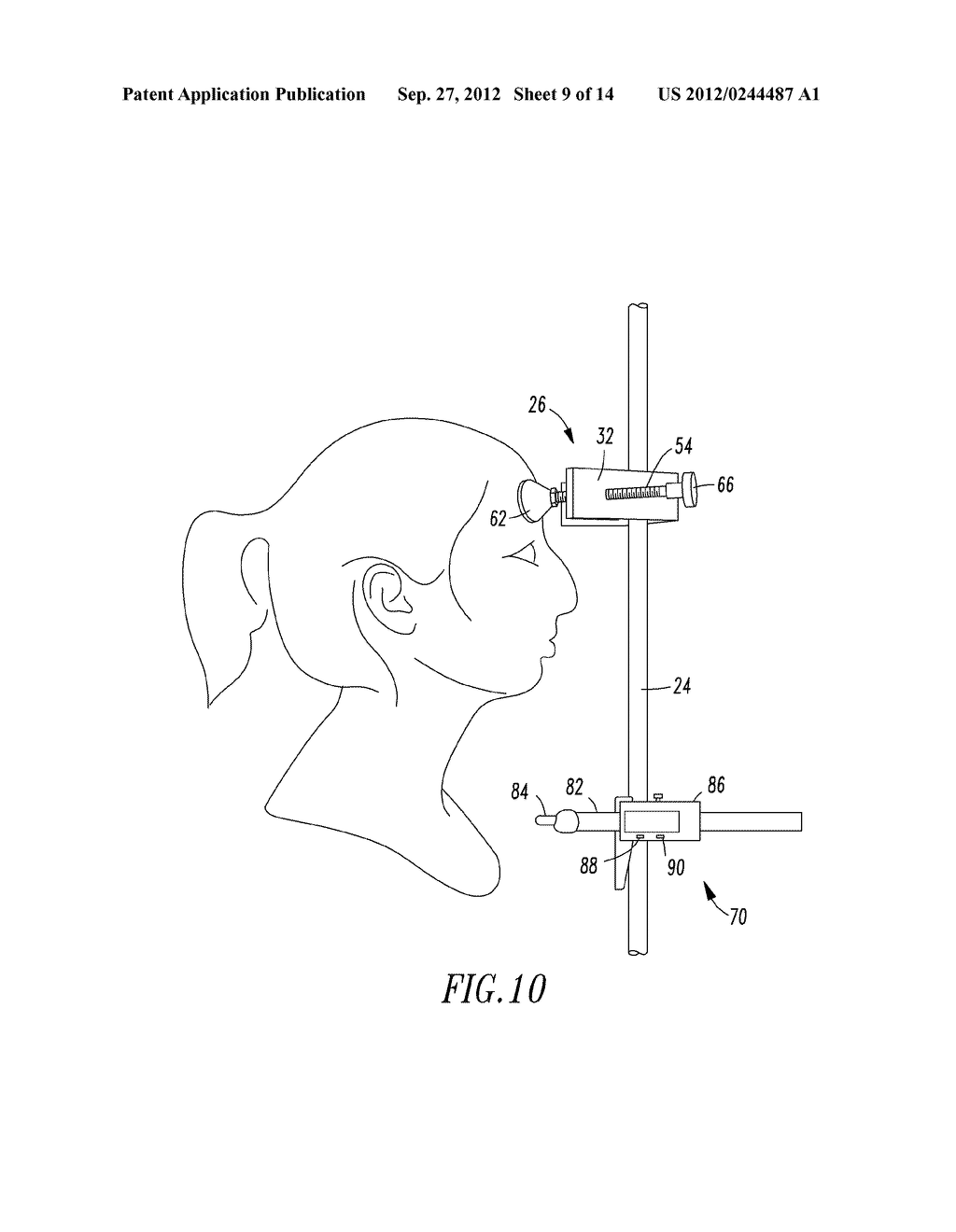 Head Positioning Instrument - diagram, schematic, and image 10