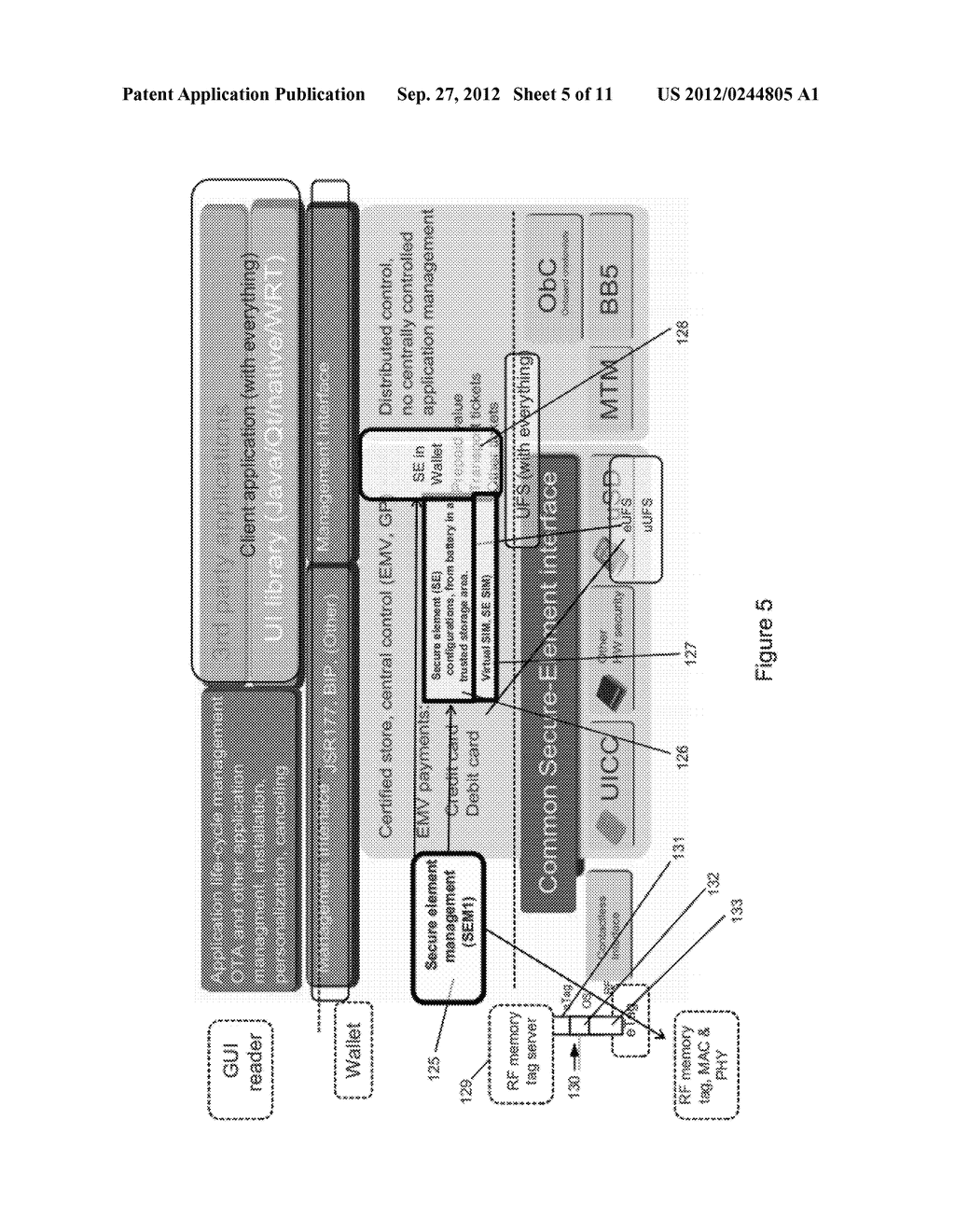 METHOD AND APPARATUS FOR BATTERY WITH SECURE ELEMENT - diagram, schematic, and image 06