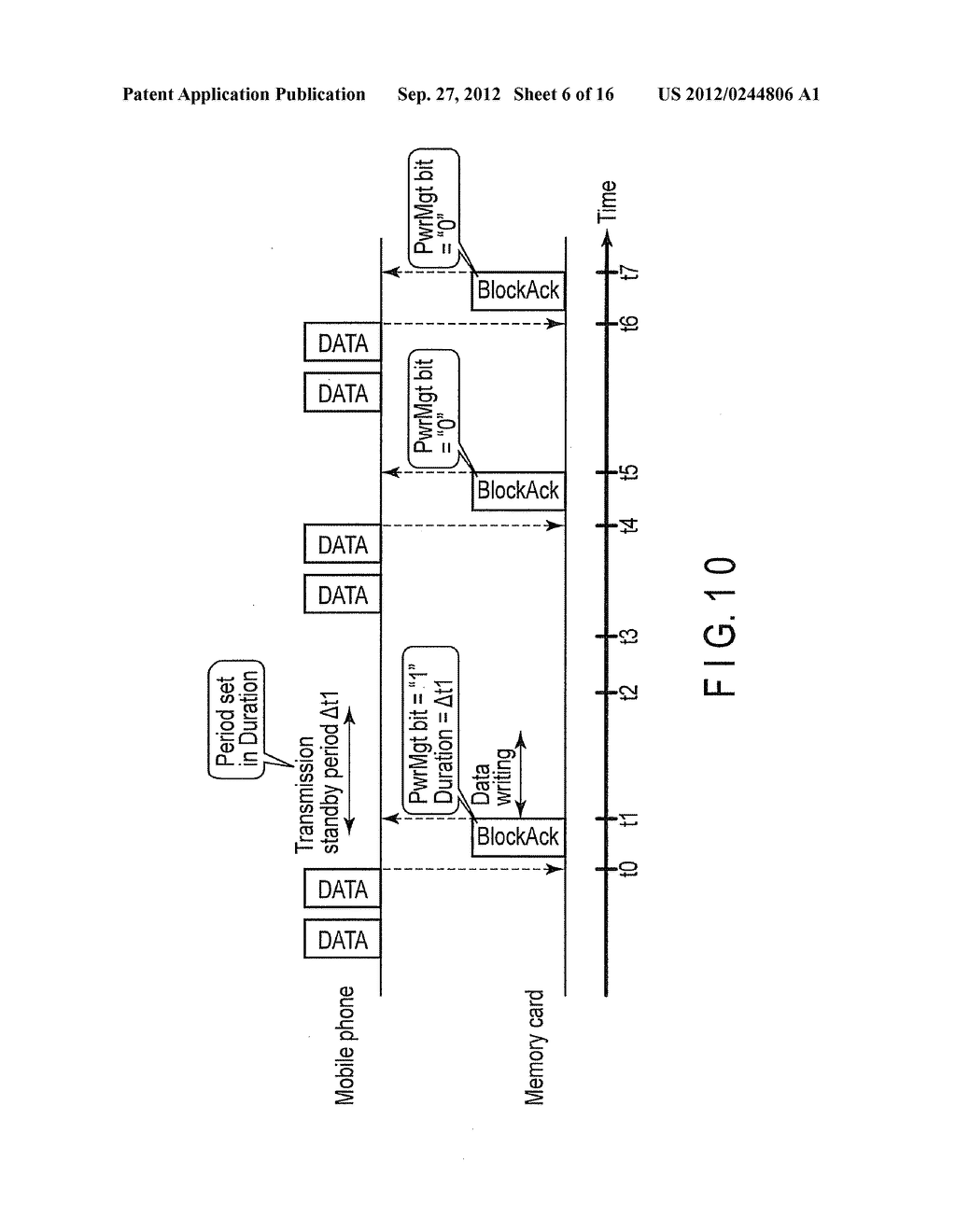 MEMORY DEVICE AND METHOD OF CONTROLLING THE SAME - diagram, schematic, and image 07