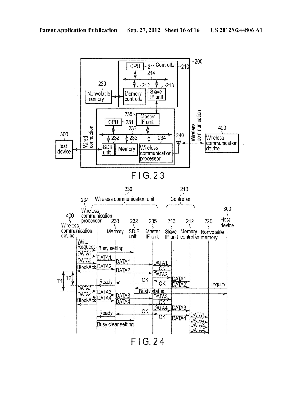 MEMORY DEVICE AND METHOD OF CONTROLLING THE SAME - diagram, schematic, and image 17