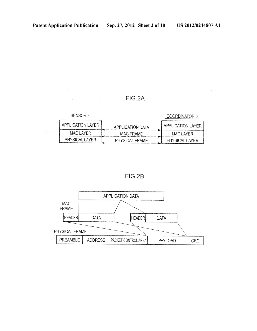 SHORT-DISTANCE WIRELESS COMMUNICATION SYSTEM AND METHOD - diagram, schematic, and image 03