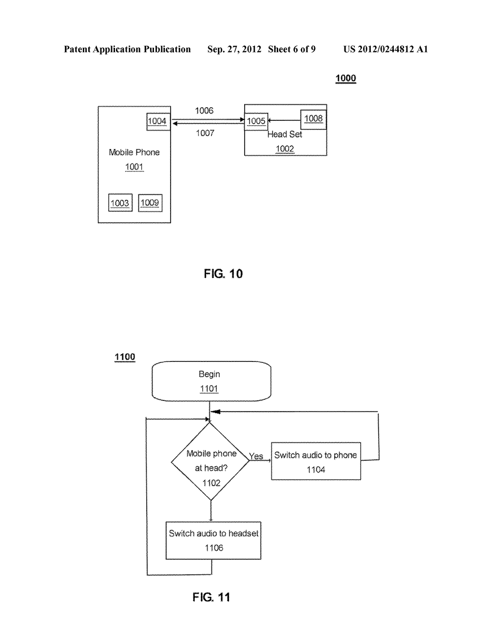 Automatic Sensory Data Routing Based On Worn State - diagram, schematic, and image 07