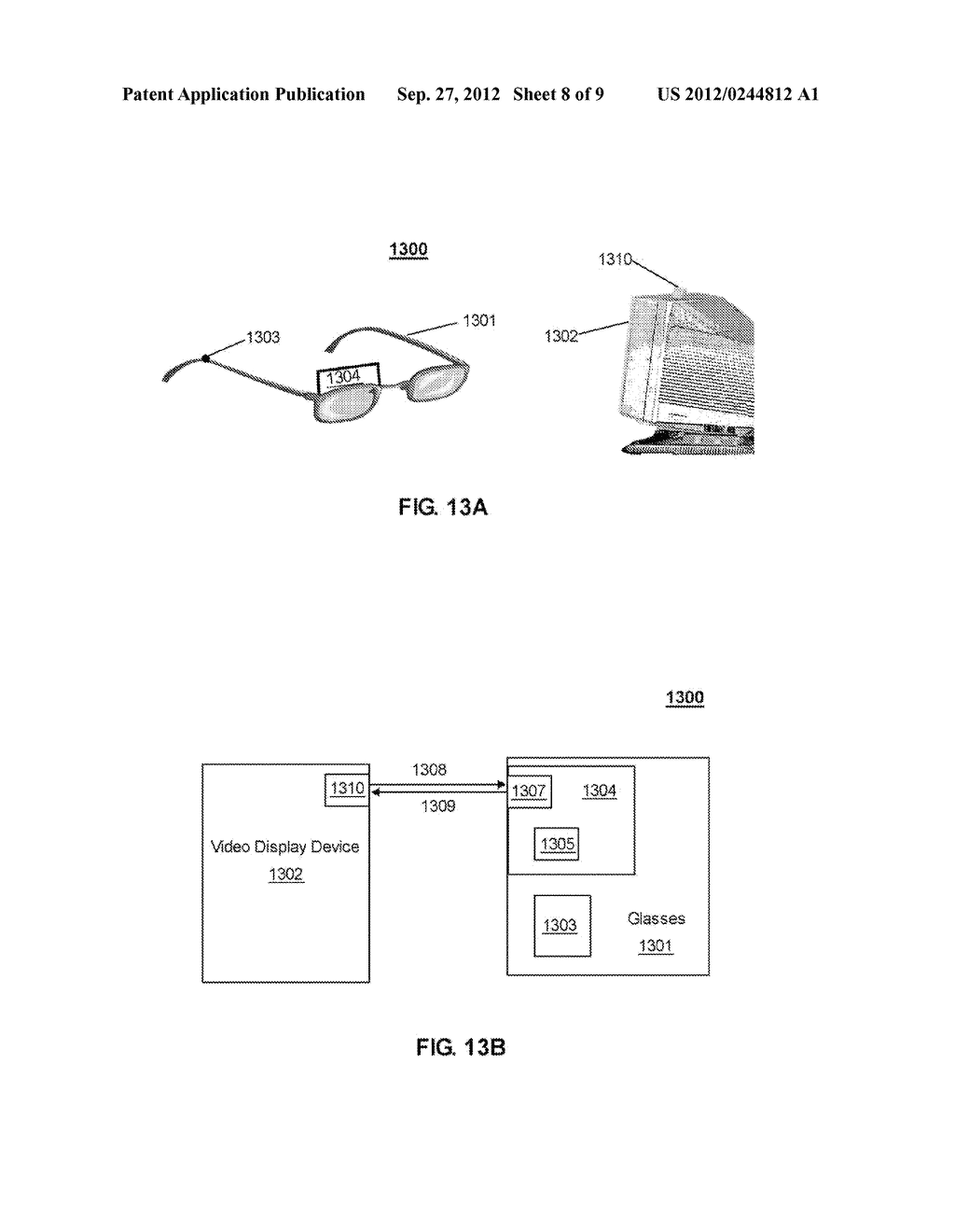 Automatic Sensory Data Routing Based On Worn State - diagram, schematic, and image 09