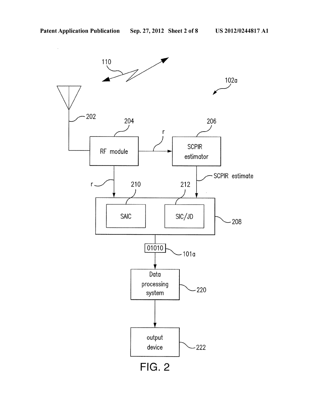 Apparatus and Methods For Estimation of a Subchannel Power Imbalance Ratio     (SCPIR) - diagram, schematic, and image 03