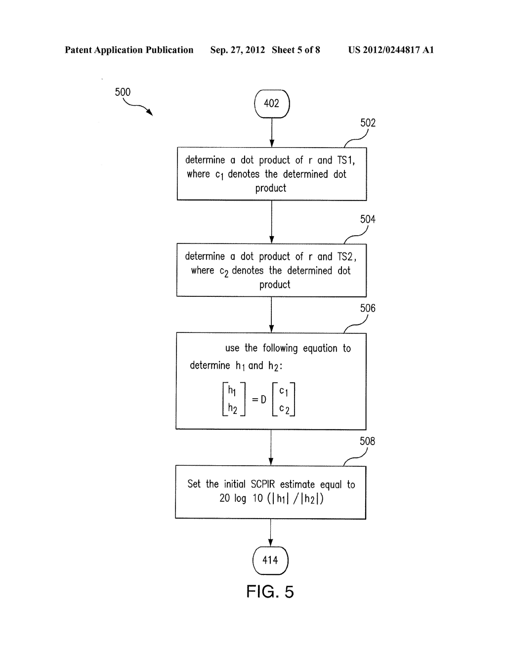 Apparatus and Methods For Estimation of a Subchannel Power Imbalance Ratio     (SCPIR) - diagram, schematic, and image 06