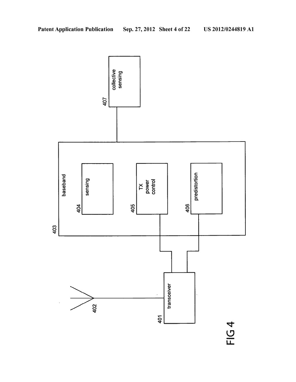 Combined Sensing Methods for Cognitive Radio - diagram, schematic, and image 05