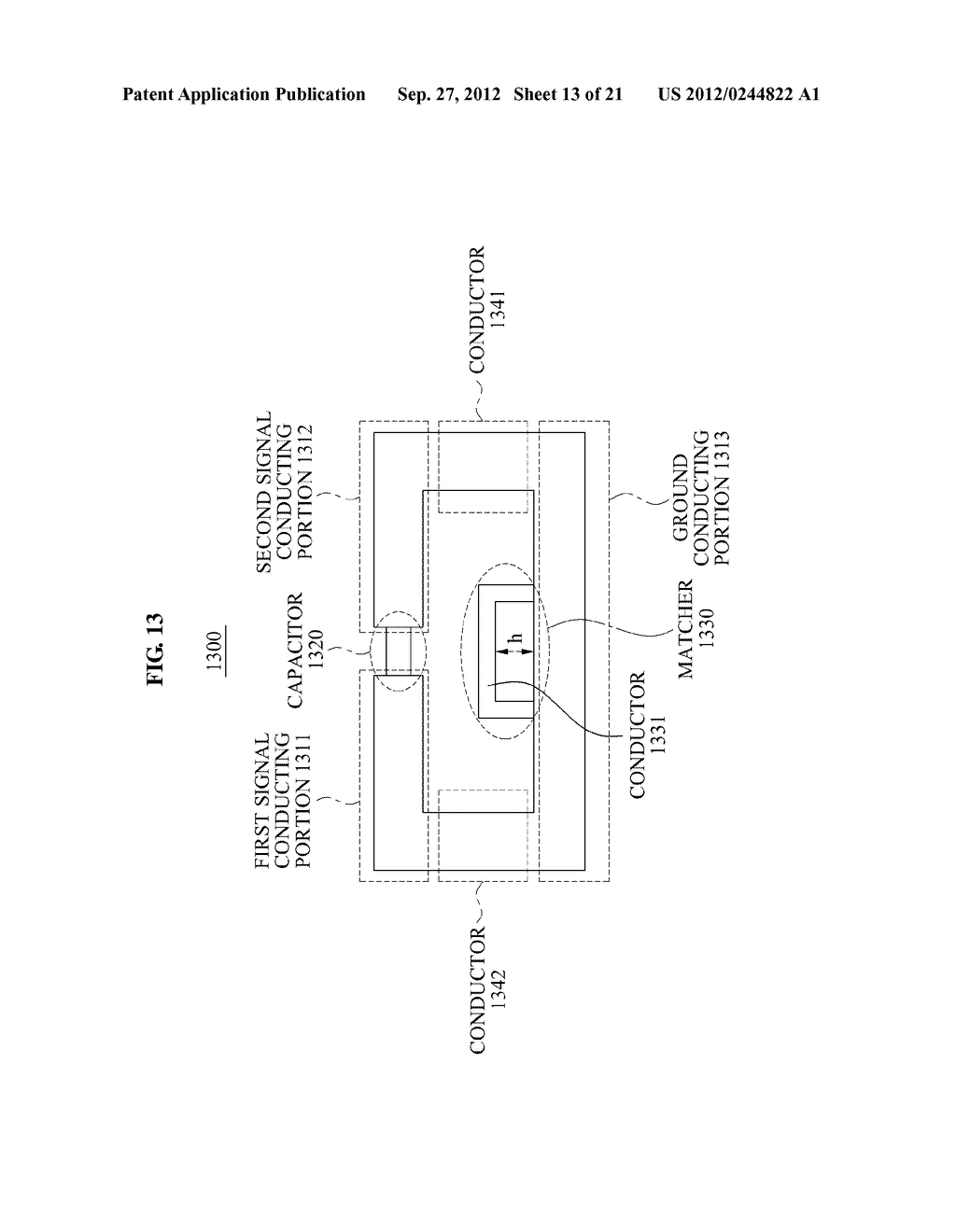 WIRELESS POWER TRANSMISSION SYSTEM, AND METHOD FOR CONTROLLING WIRELESS     POWER TRANSMISSION AND WIRELESS POWER RECEPTION - diagram, schematic, and image 14