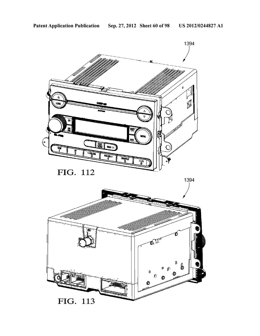 LIGHTWEIGHT AUDIO SYSTEM FOR AUTOMOTIVE APPLICATIONS AND METHOD - diagram, schematic, and image 61