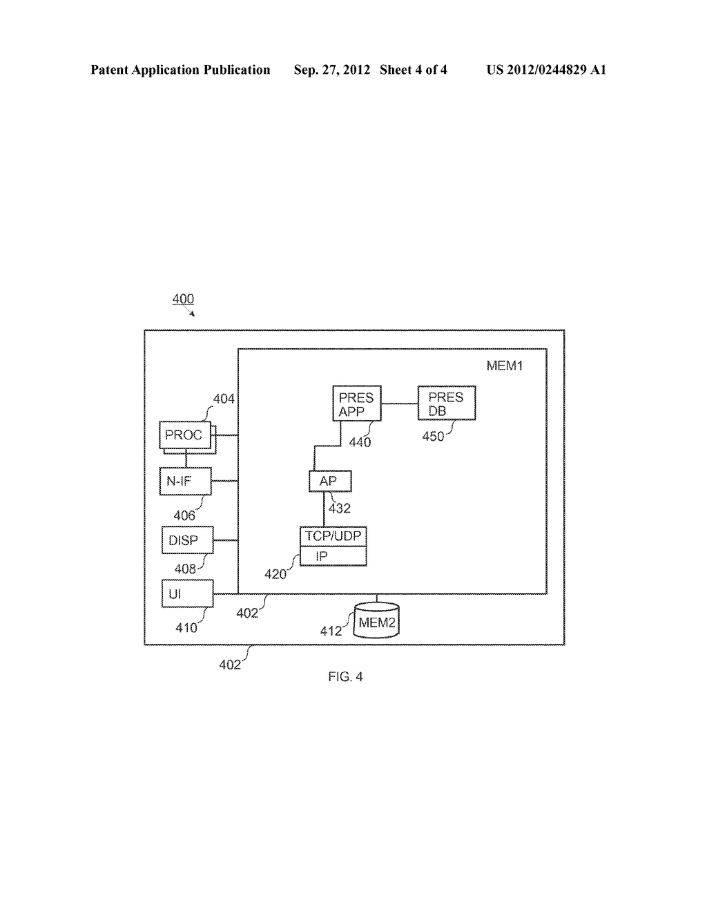 METHOD FOR THE OBTAINING OF POSITION INFORMATION FOR A USER INITIATING AN     EMERGENCY CALL IN A COMMUNICATION SYSTEM - diagram, schematic, and image 05