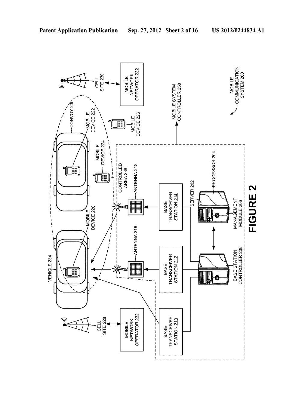 CONTROLLED MOBILE COMMUNICATION AS A SERVICE - diagram, schematic, and image 03