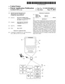 MOTION-BASED DISABLING OF MESSAGING ON A WIRELESS COMMUNICATIONS DEVICE diagram and image