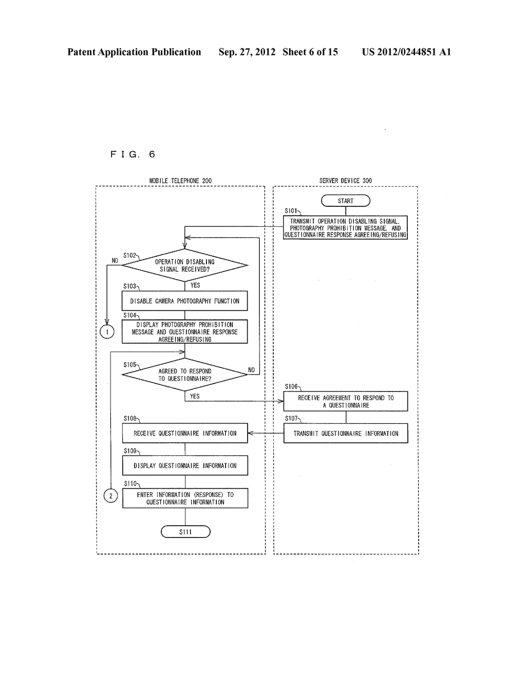 INFORMATION MANAGEMENT SYSTEM, MOBILE TERMINAL DEVICE, SERVER DEVICE,     INFORMATION MANAGEMENT METHOD, CONTROL PROGRAM AND COMPUTER-READABLE     RECORDING MEDIUM ON WHICH SAME HAS BEEN RECORDED - diagram, schematic, and image 07