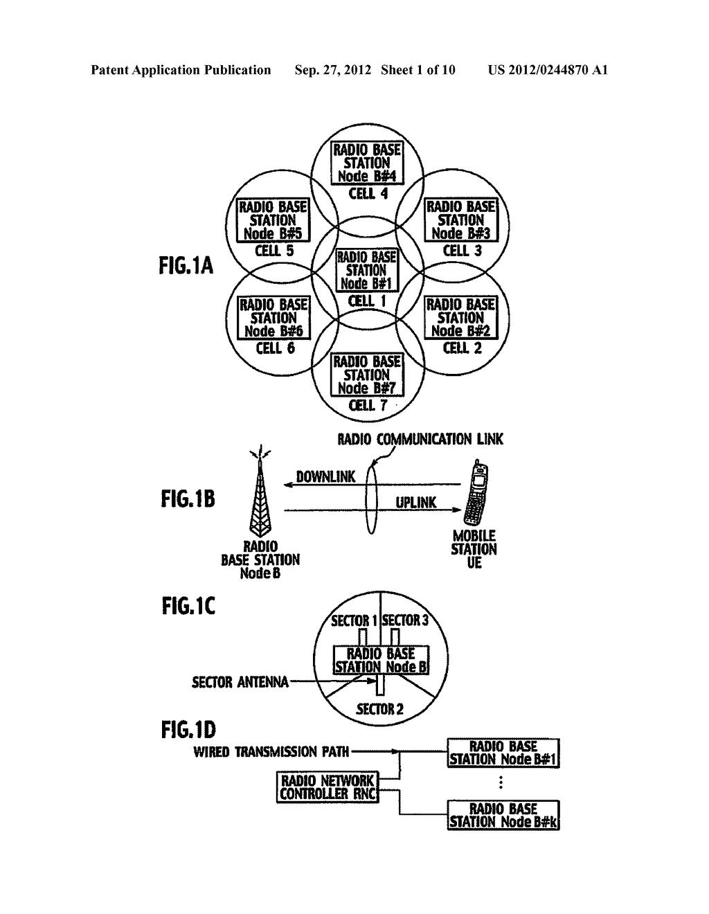 UPLINK RADIO RESOURCE ALLOCATION METHOD, RADIO BASE STATION, AND RADIO     NETWORK CONTROLLER - diagram, schematic, and image 02