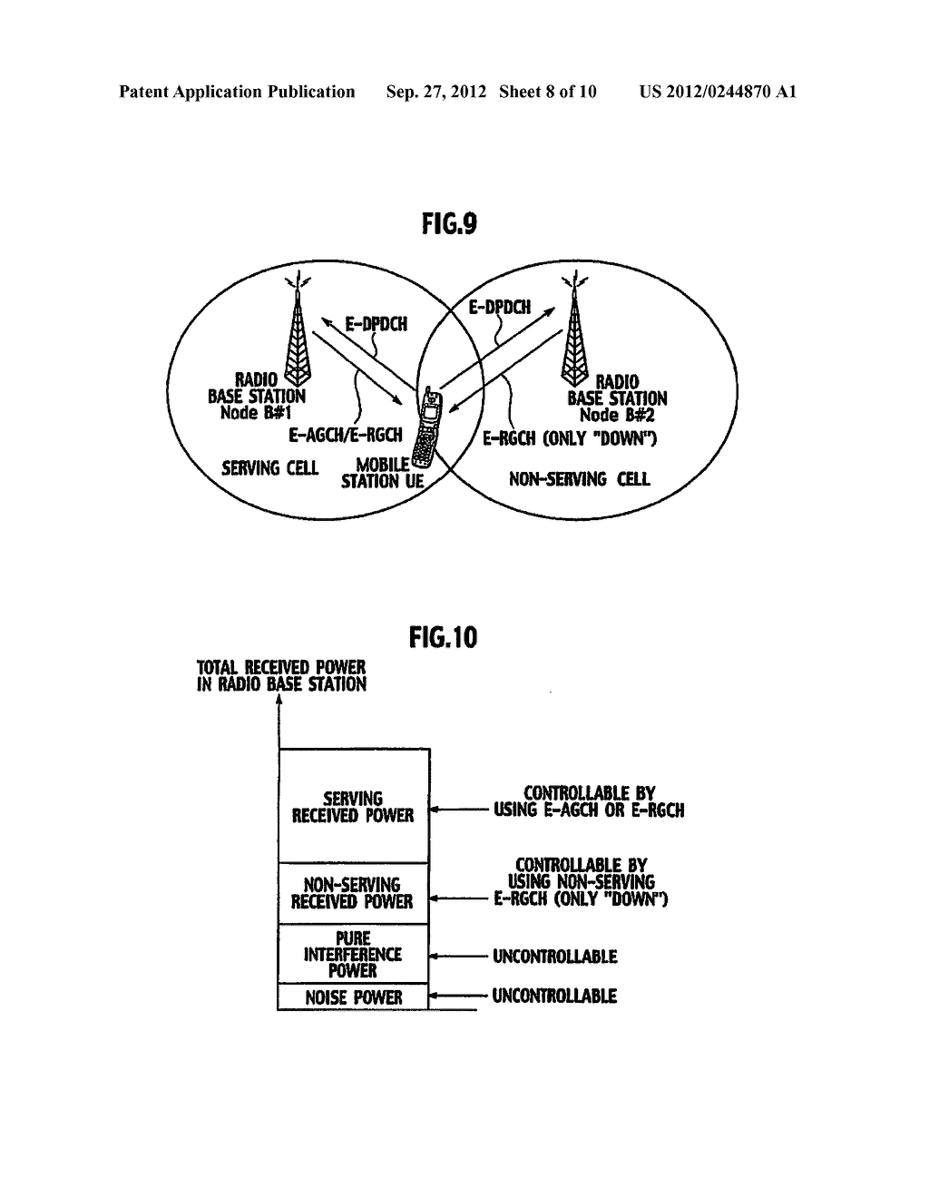 UPLINK RADIO RESOURCE ALLOCATION METHOD, RADIO BASE STATION, AND RADIO     NETWORK CONTROLLER - diagram, schematic, and image 09