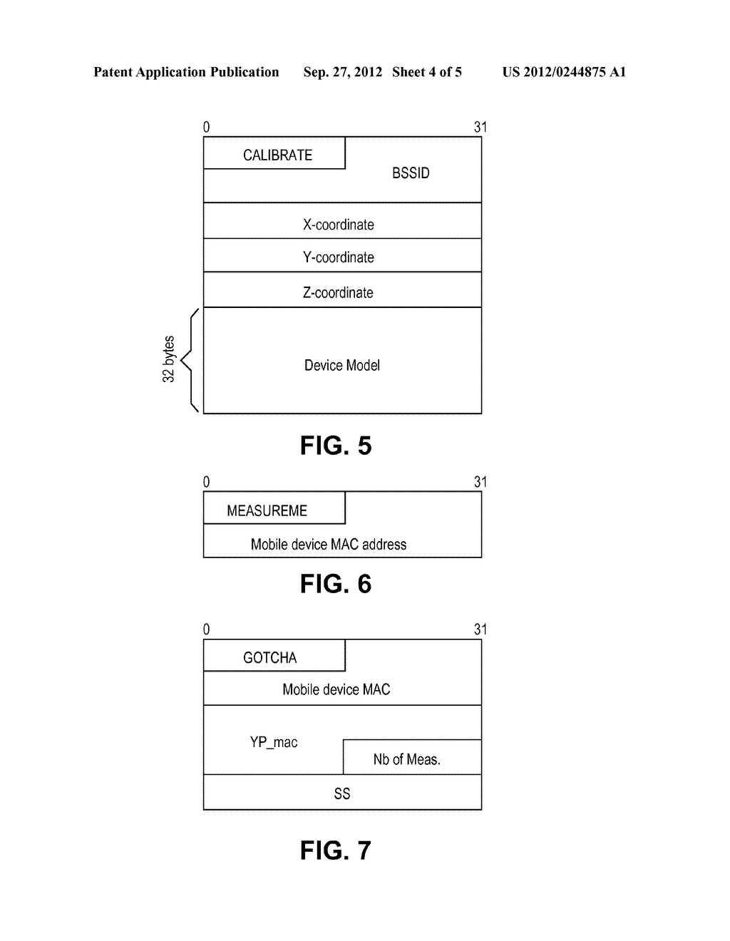 SYSTEM AND METHOD FOR DETERMINING LOCATION OF A WI-FI DEVICE WITH THE     ASSISTANCE OF FIXED RECEIVERS - diagram, schematic, and image 05