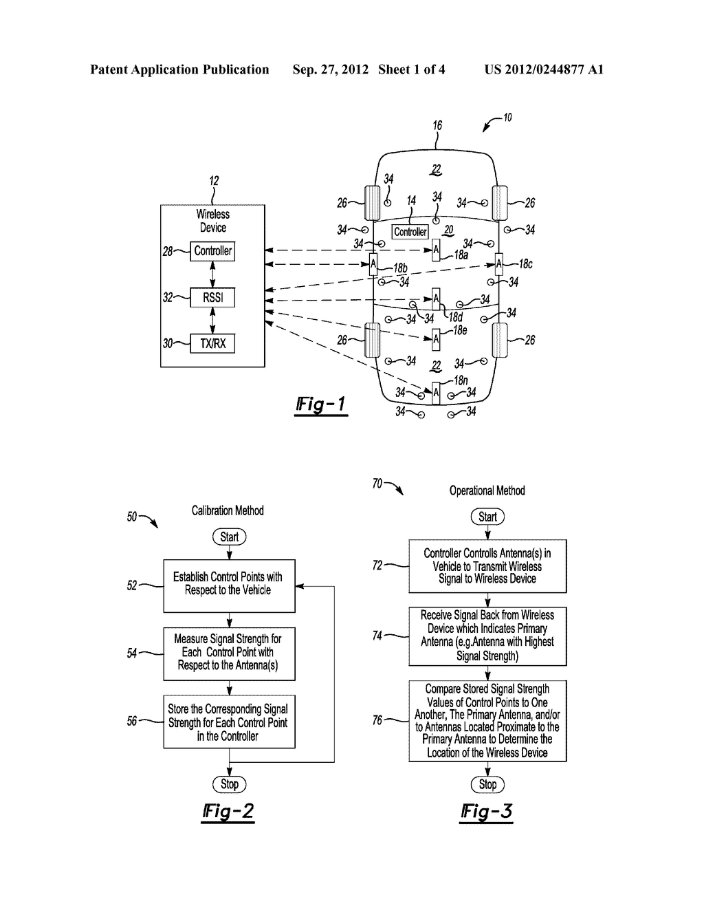 APPARATUS AND METHOD FOR WIRELESS DEVICE DETECTION - diagram, schematic, and image 02