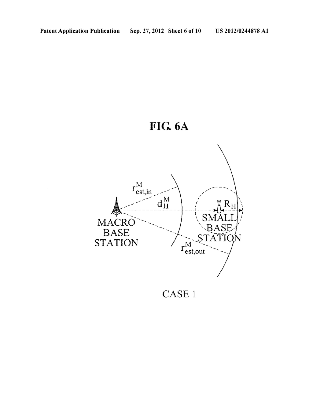 APPARATUS AND METHOD FOR IDENTIFYING TERMINAL LOCATED IN SPACE INCLUDING     SMALL BASE STATION - diagram, schematic, and image 07