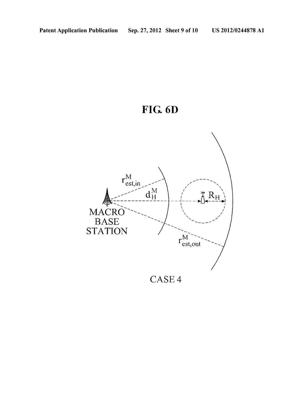 APPARATUS AND METHOD FOR IDENTIFYING TERMINAL LOCATED IN SPACE INCLUDING     SMALL BASE STATION - diagram, schematic, and image 10