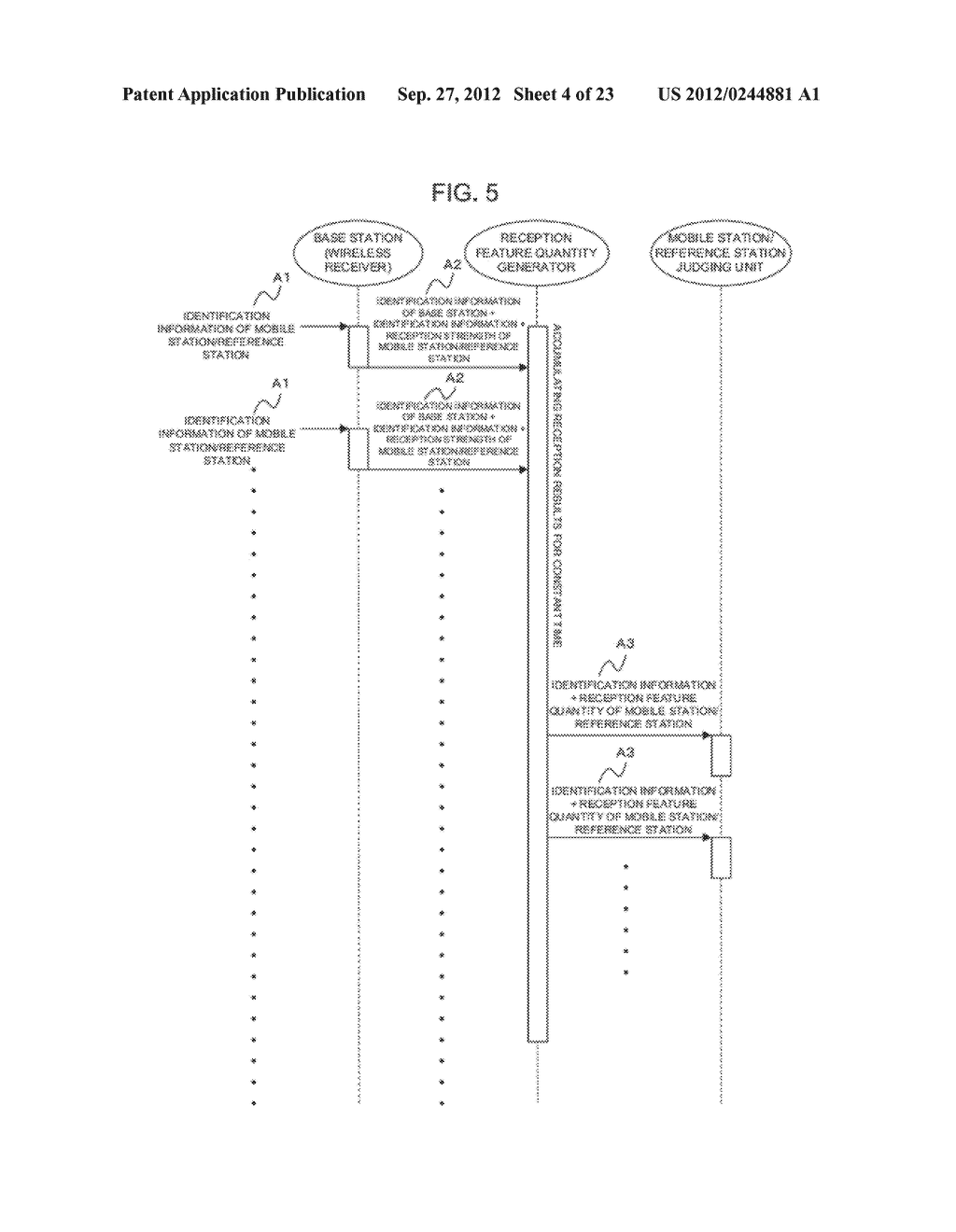 POSITION-DETERMINING DEVICE, POSITION-DETERMINING SYSTEM,     POSITION-DETERMINING METHOD AND PROGRAM - diagram, schematic, and image 05