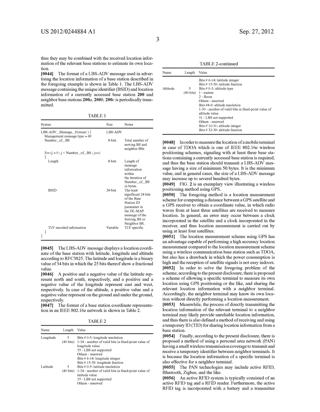METHOD AND APPARATUS OF LOCATION MEASUREMENT USING THE LOCATION OF     NEIGHBOR UE - diagram, schematic, and image 08