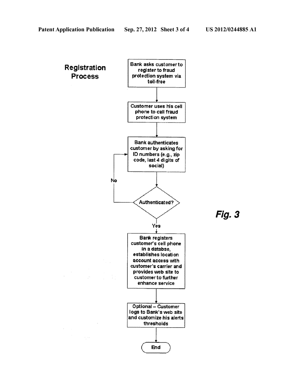 METHOD AND SYSTEM FOR MONITORING AND VALIDATING ELECTRONIC TRANSACTIONS - diagram, schematic, and image 04