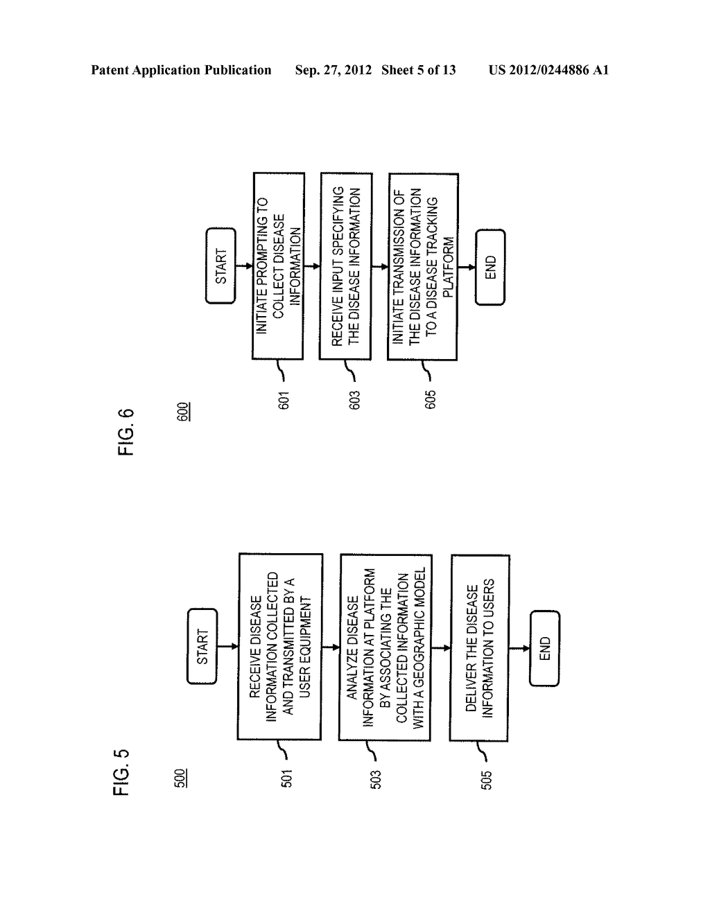 METHOD AND APPARATUS FOR TRACKING AND DISSEMINATING HEALTH INFORMATION VIA     MOBILE CHANNELS - diagram, schematic, and image 06