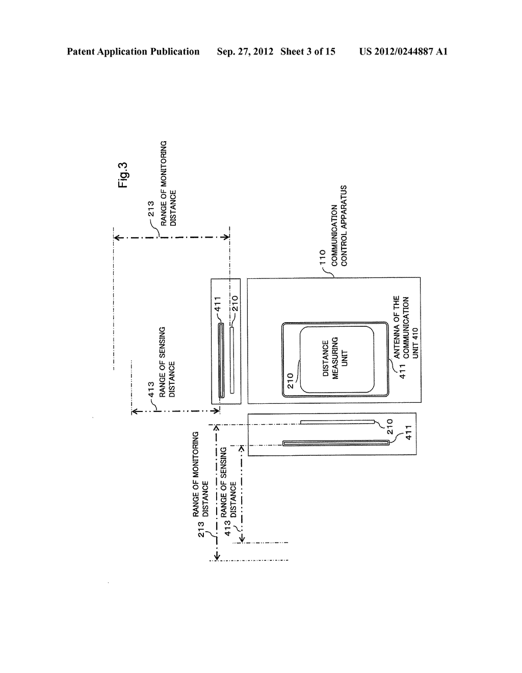 COMMUNICATION CONTROL APPARATUS, COMMUNICATION CONTROL METHOD AND PROGRAM - diagram, schematic, and image 04