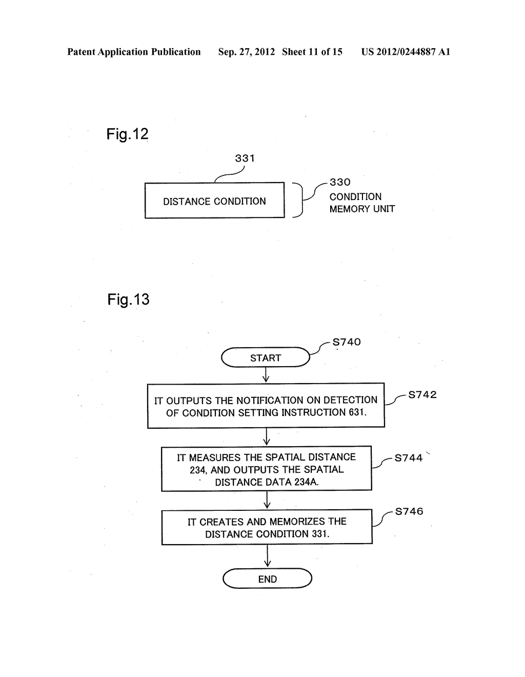 COMMUNICATION CONTROL APPARATUS, COMMUNICATION CONTROL METHOD AND PROGRAM - diagram, schematic, and image 12