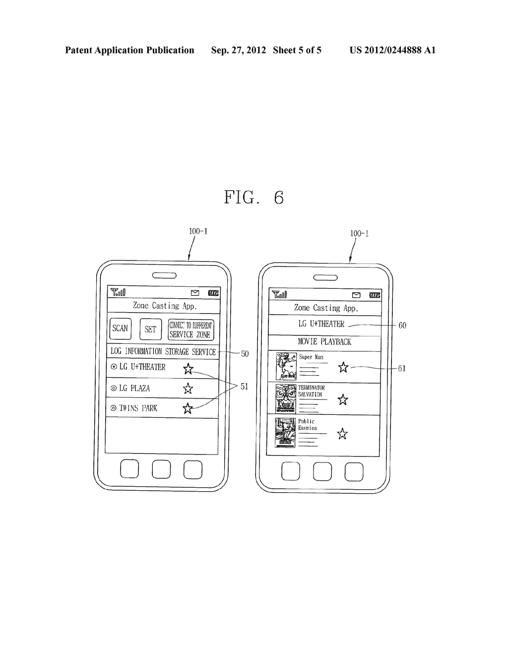 TERMINAL AND METHOD FOR PROVIDING ZONE-BASED SERVICE OUTSIDE OF SERVICE     ZONE - diagram, schematic, and image 06