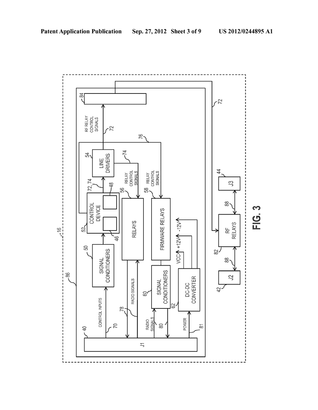 SYSTEM AND METHOD FOR RADIO COMMUNICATION - diagram, schematic, and image 04