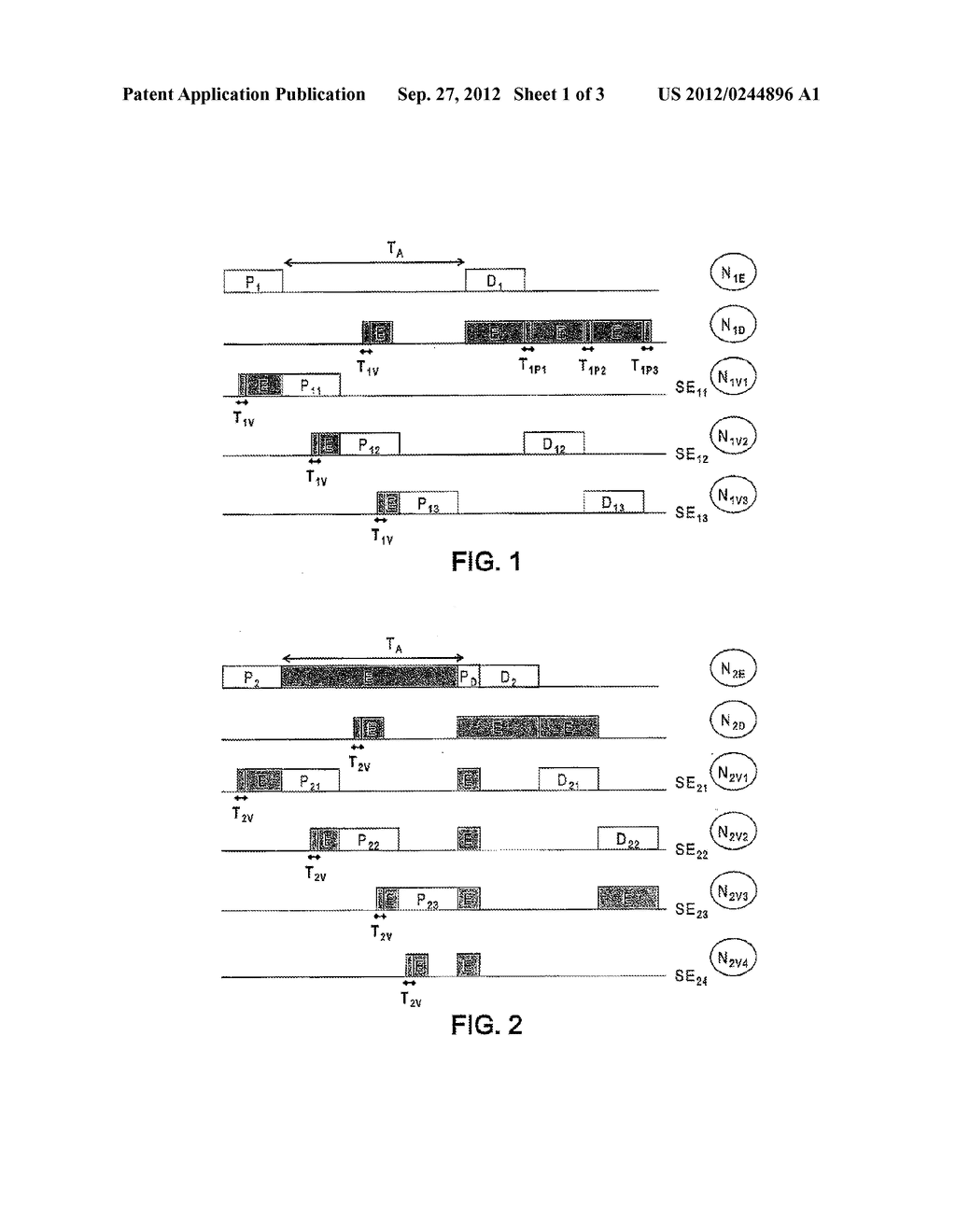 METHOD FOR TRANSMITTING A COMMUNICATION SIGNAL - diagram, schematic, and image 02