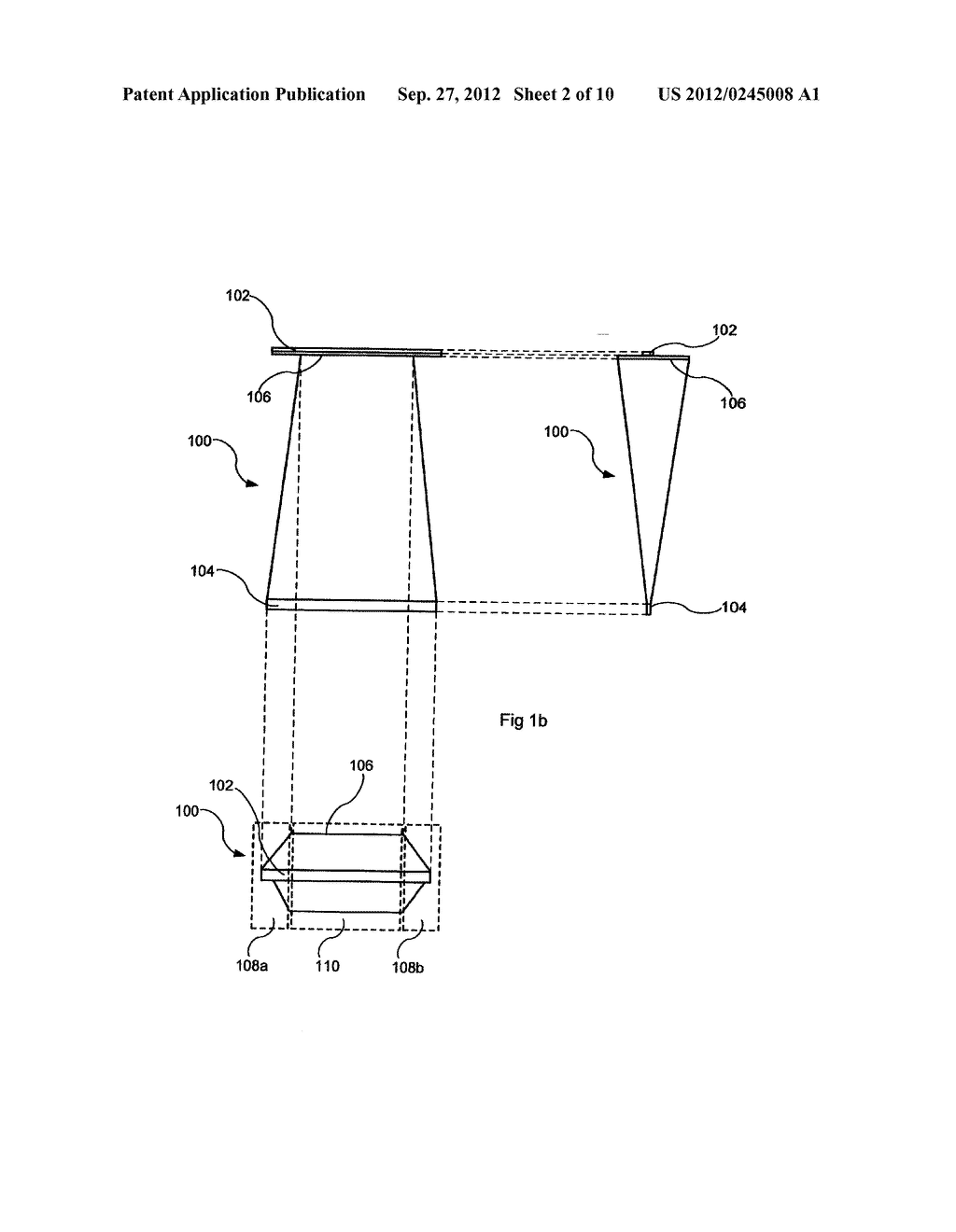 DEVICE AND A METHOD FOR IMPROVED FOLDING OF A CONTAINER - diagram, schematic, and image 03