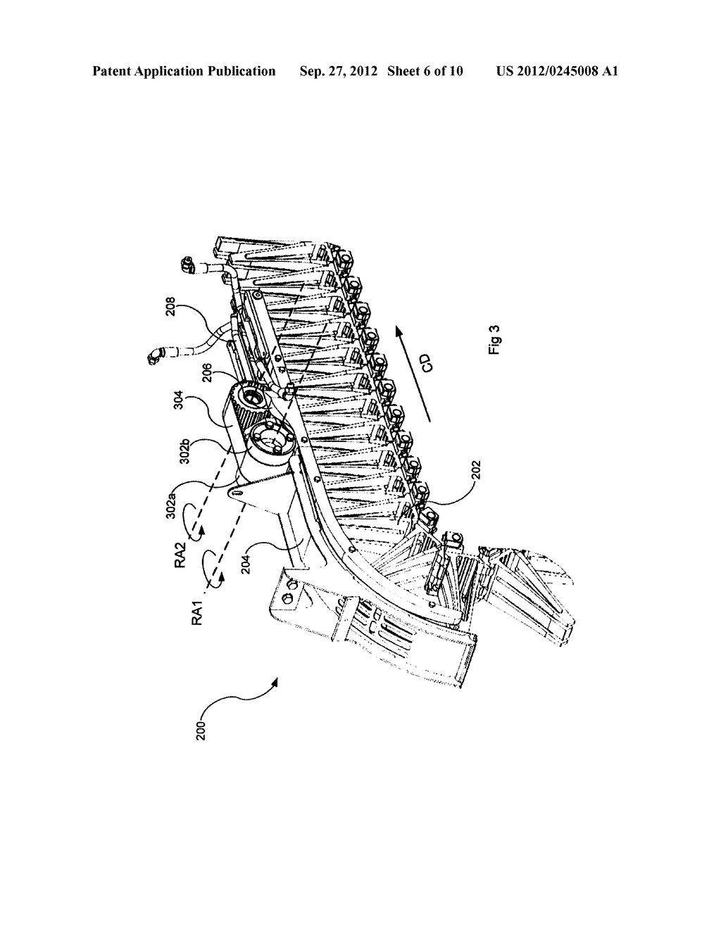 DEVICE AND A METHOD FOR IMPROVED FOLDING OF A CONTAINER - diagram, schematic, and image 07
