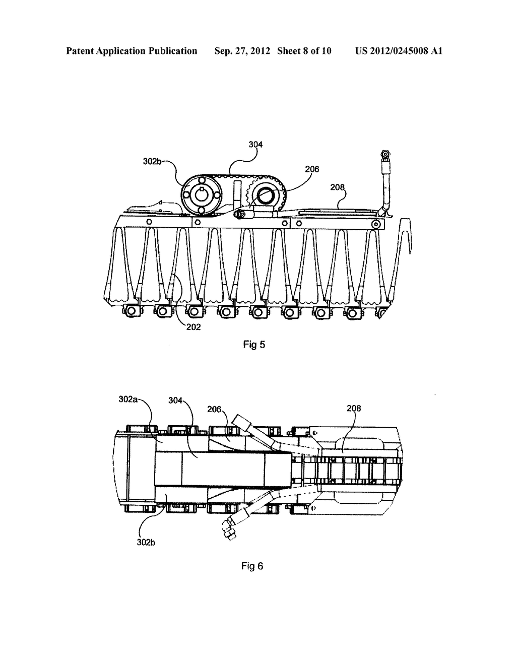DEVICE AND A METHOD FOR IMPROVED FOLDING OF A CONTAINER - diagram, schematic, and image 09