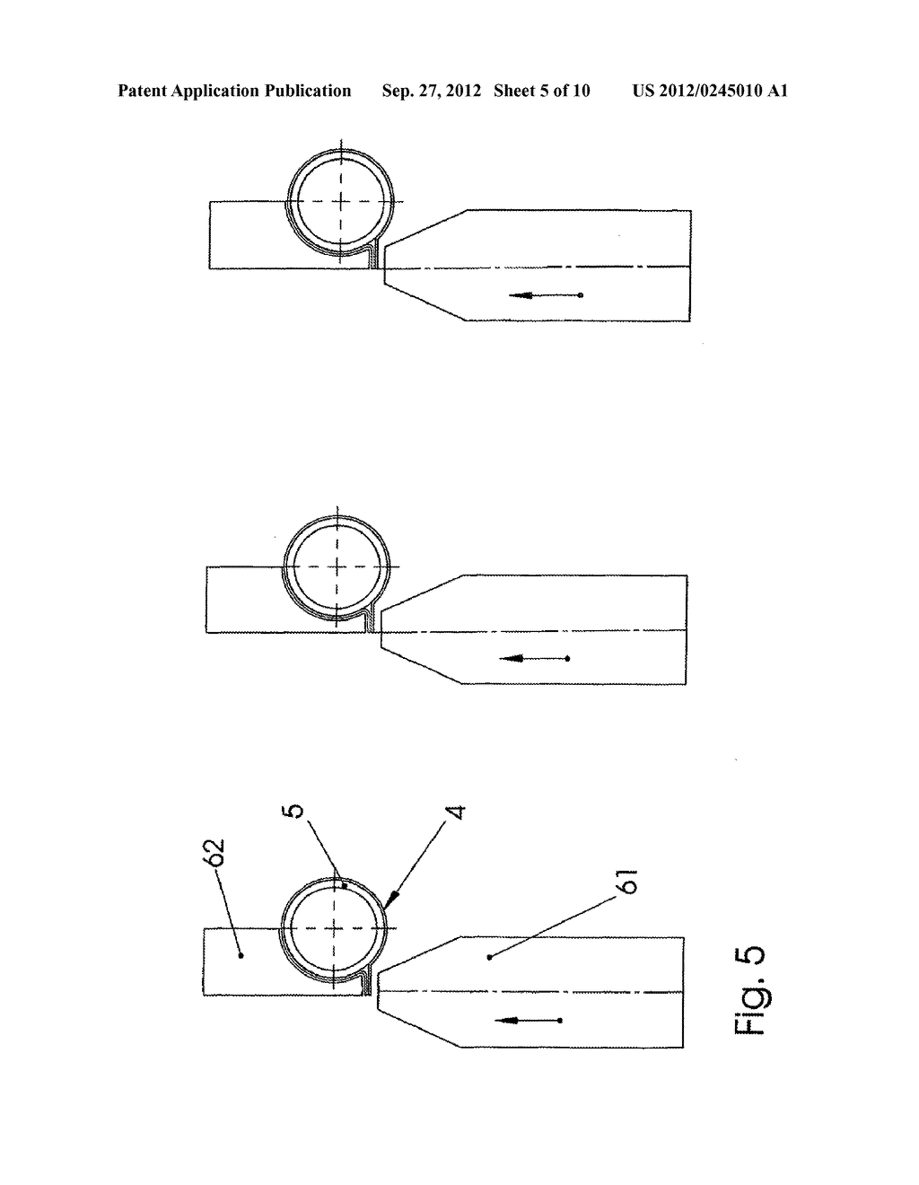 FORMING SHOULDER AND DEVICE FOR PRODUCING TUBULAR BAGS - diagram, schematic, and image 06