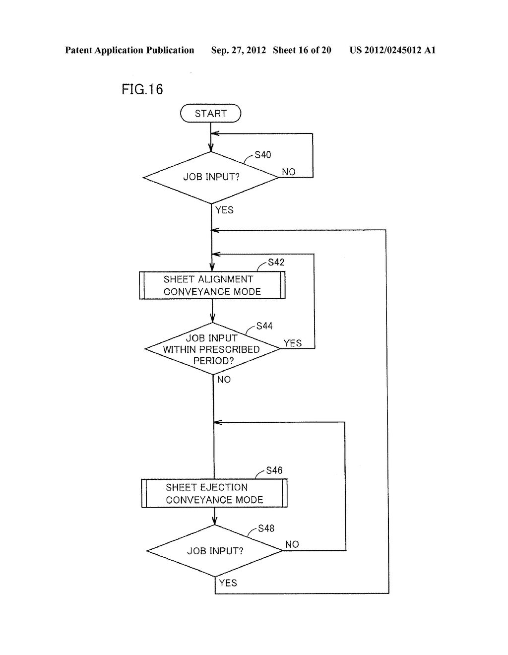 SHEET PROCESSING APPARATUS - diagram, schematic, and image 17