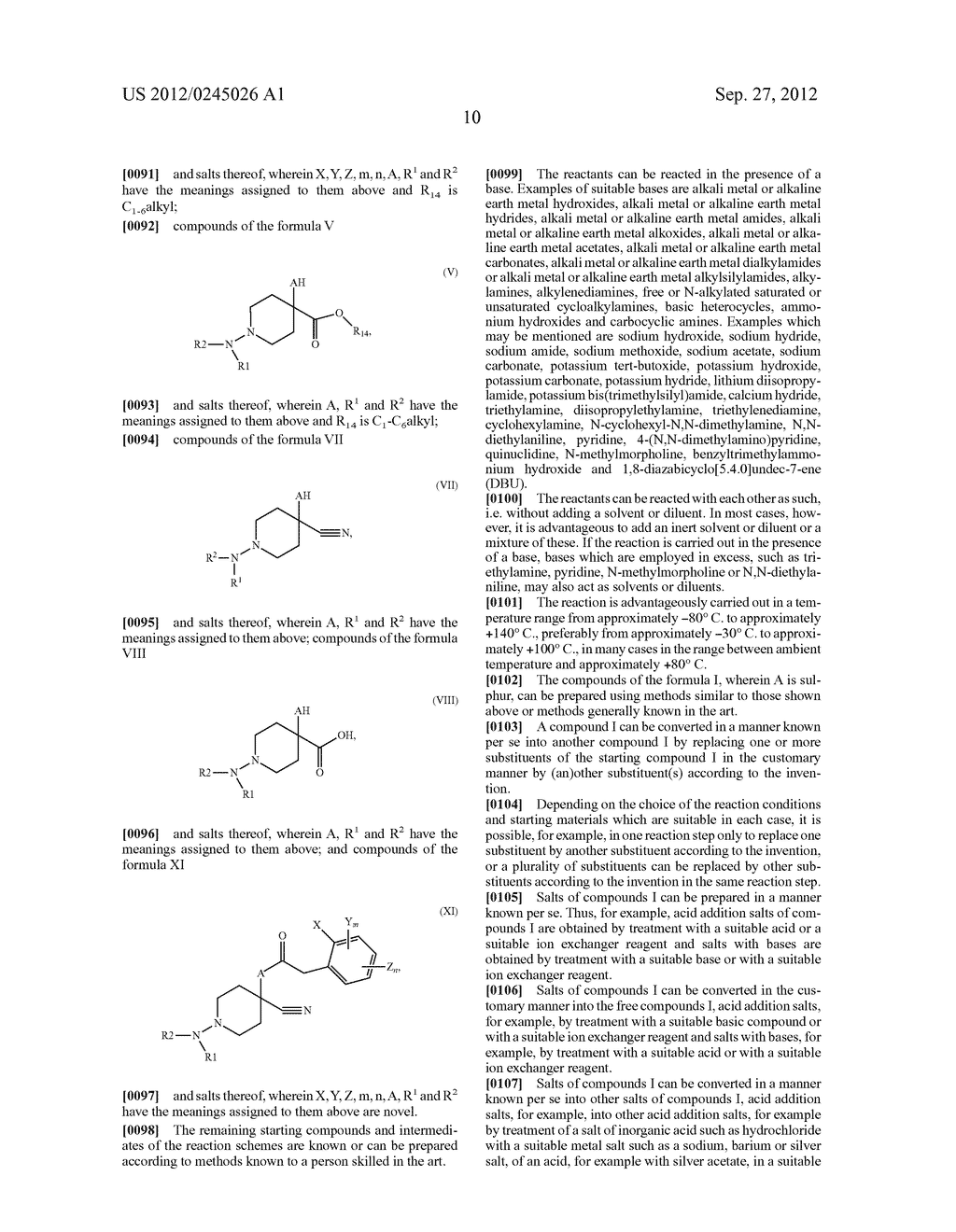 SPIRO FUSED 1-AMINO - PIPERDINE PYRROLIDINE DIONE DERIVATIVES WITH     PESTICIDAL ACTIVITY - diagram, schematic, and image 11