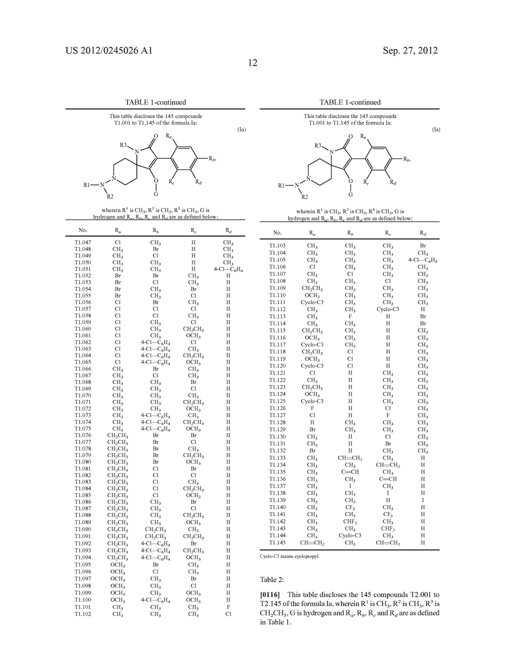 SPIRO FUSED 1-AMINO - PIPERDINE PYRROLIDINE DIONE DERIVATIVES WITH     PESTICIDAL ACTIVITY - diagram, schematic, and image 13