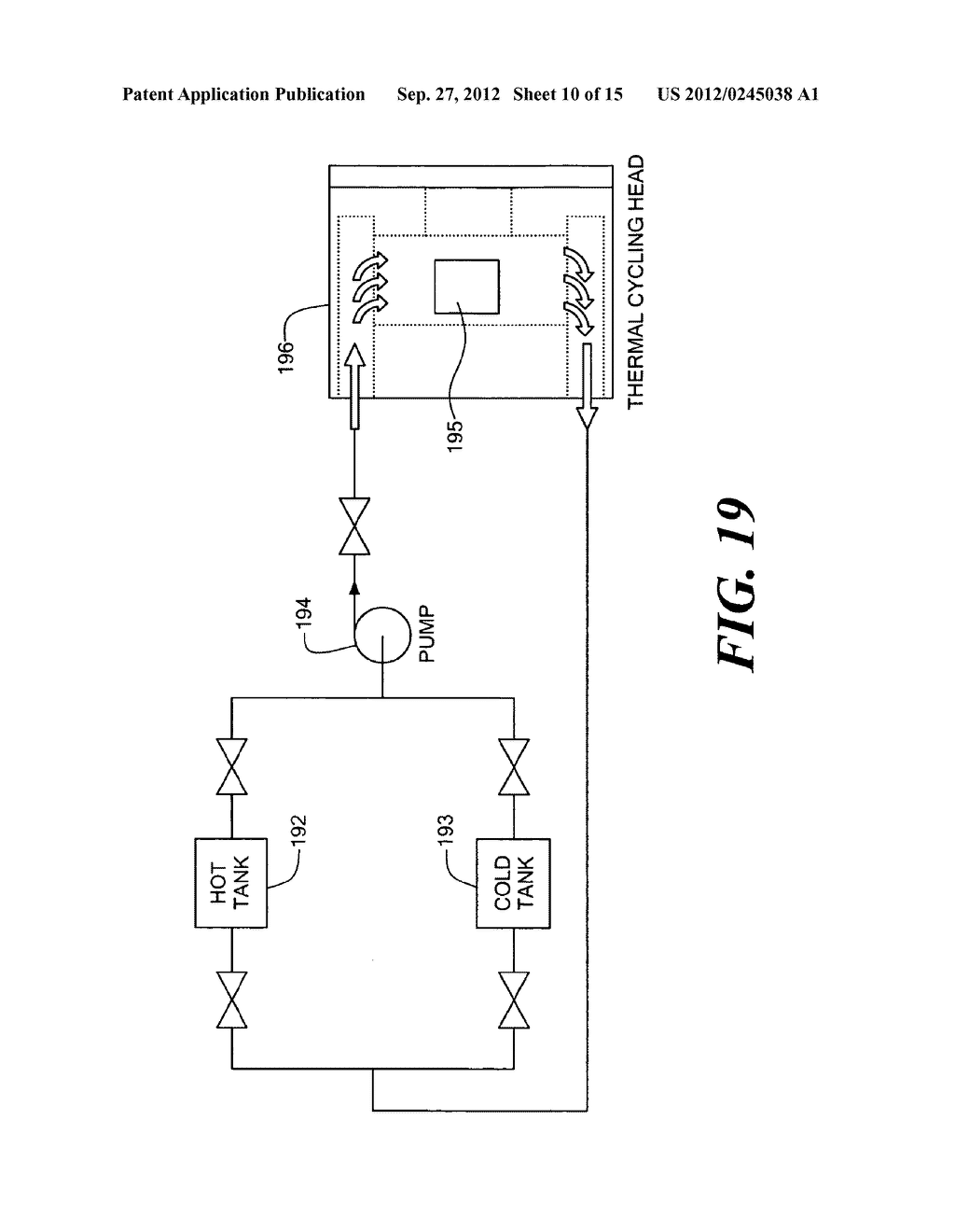 THERMAL CYCLING APPARATUS AND METHOD - diagram, schematic, and image 11