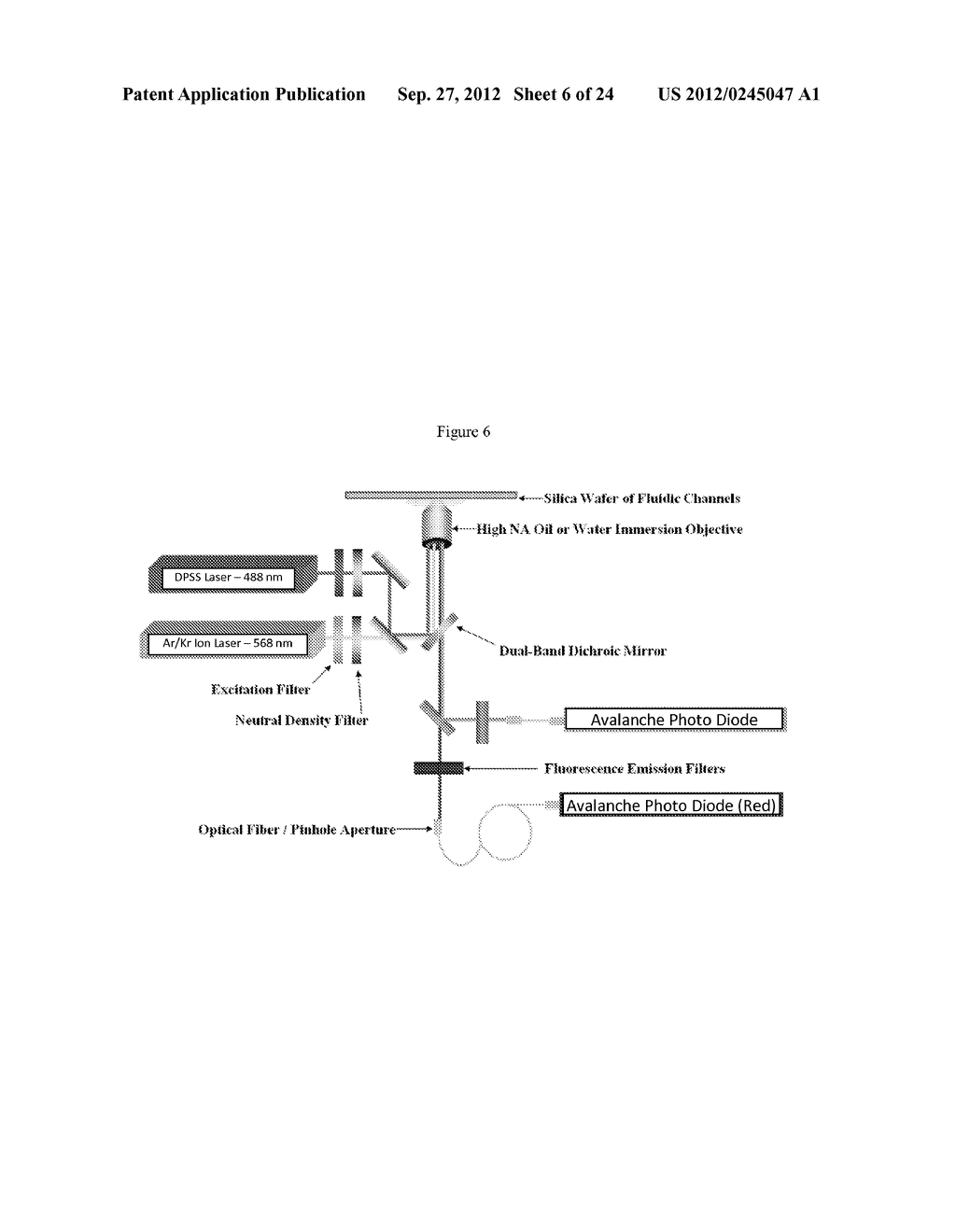 DEVICE AND METHODS FOR MOLECULAR ANALYSIS - diagram, schematic, and image 07
