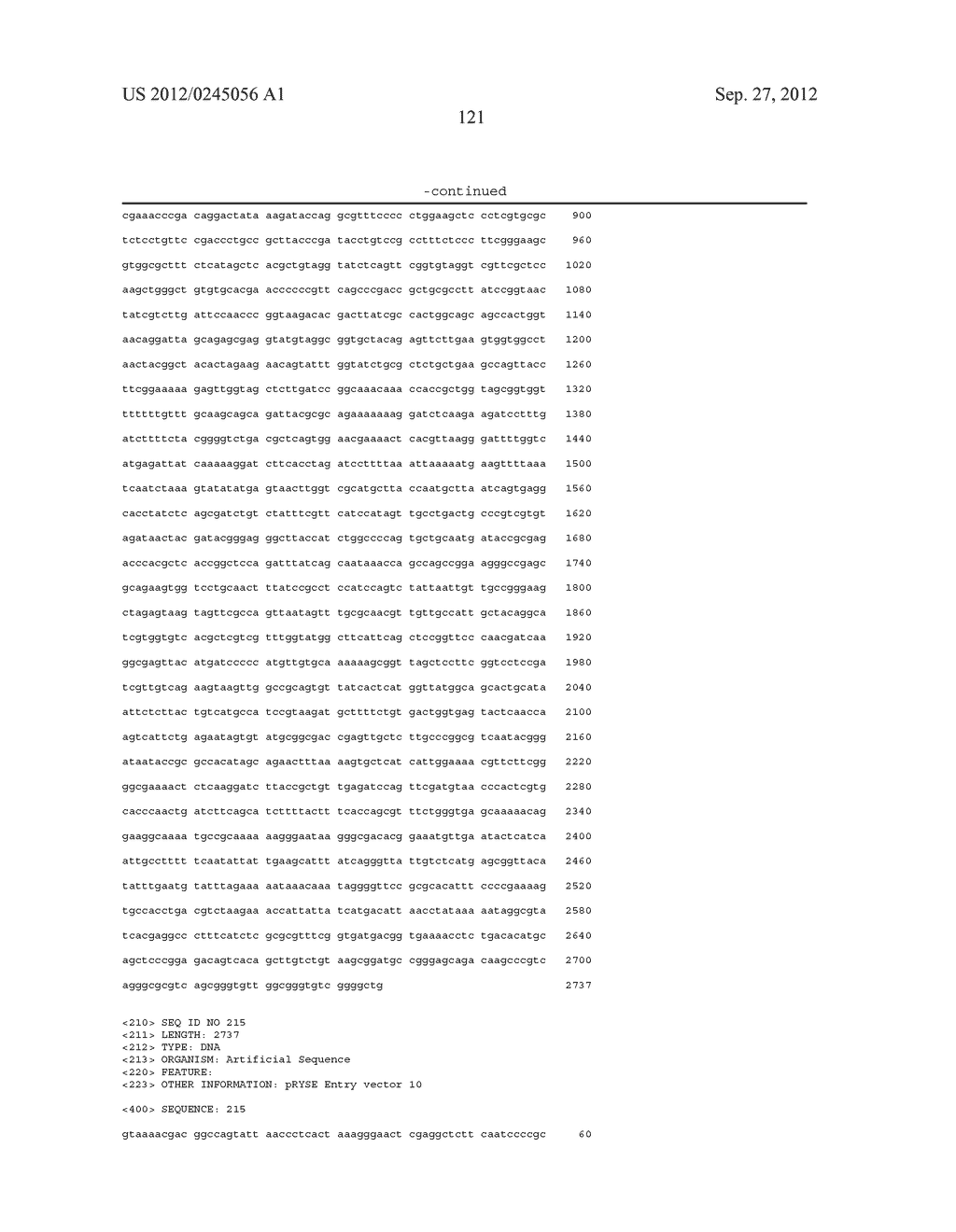 COMPOSITIONS AND METHODS FOR THE SAME ASSEMBLY OF POLYNUCLEOTIDES - diagram, schematic, and image 139